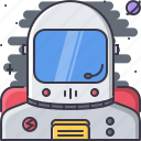 astronomy, cosmonaut, discovery, space, star, suit