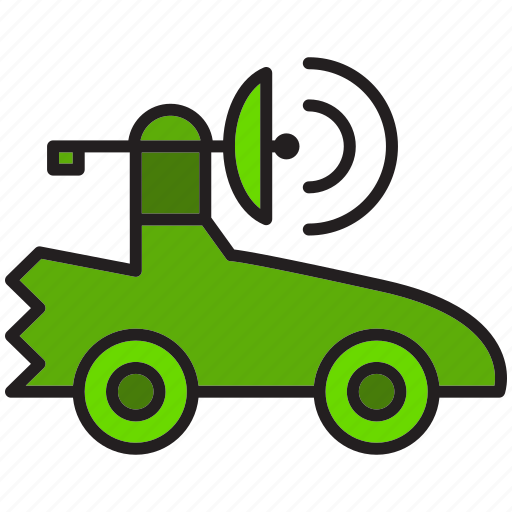 car, fly, planet, rover, sky, space, wanderer icon