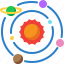 astronomy, outofspace, planet, science, solar system, space, universe icon