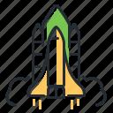 launch, shuttle, space, spacecraft