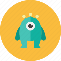2, alien icon