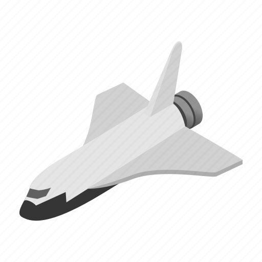 Future, illustration, isometric, ship, space, spaceship, vehicle icon - Download on Iconfinder