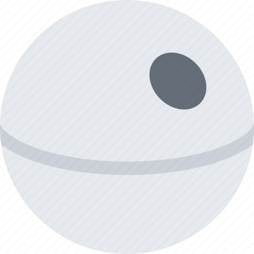 astronomy, deathstar, science, space, spaceship icon