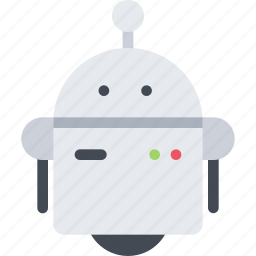 android, astronomy, robot, space icon