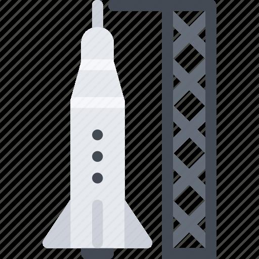 astronomy, racket, rocket, space, spaceship icon