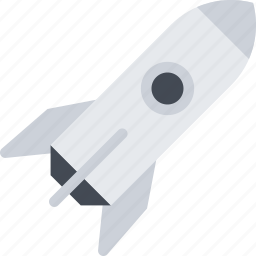 astronomy, racket, rocket, space, spaceship icon