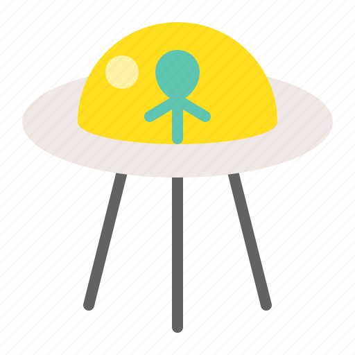 alien, space, spacecraft, spaceship, ufo, vehicle icon