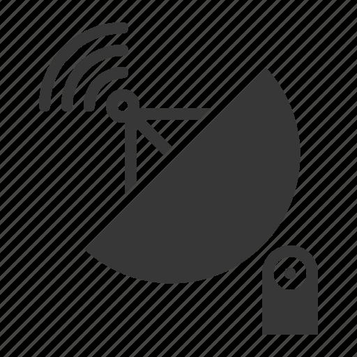 Radar, satellite, satellite dish, signal, space icon - Download on Iconfinder