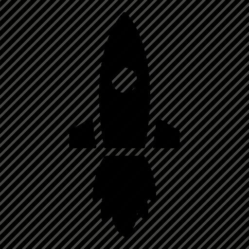 launch, nasa, rocket, rocket ship, rockets, space x, spacecraft icon