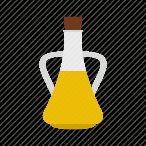 bottle, food, mediterranean, natural, oil, olive, organic icon