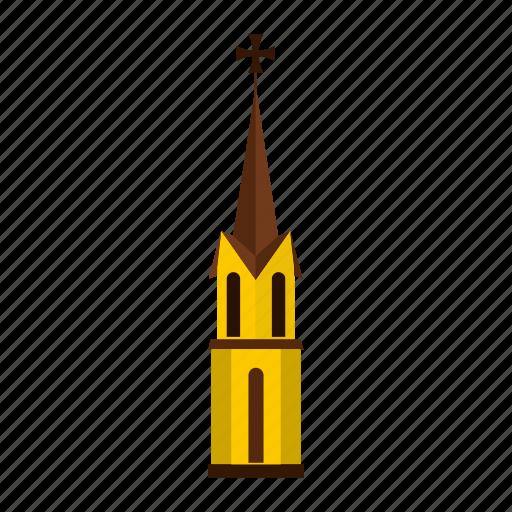 architecture, building, catholic, christianity, church, faith, religion icon