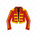 bullfighter, costume, entertainment, male, matador, toreador, torero icon