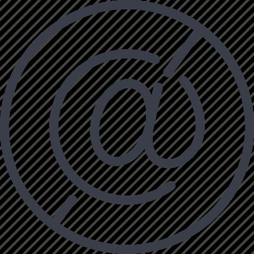 Hacker, spam, distribution, antivirus, internet, hacking, email icon - Download