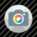 camcoder, camera, media, multimedia, photo, recoder, video icon