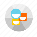 avatar, book, business, call, contacts, people, phone icon