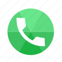 call, cell, contact, dialer, mobile, phone, support icon