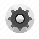 cog, configuration, gear, options, settings, tool, tools icon