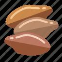 flax, flaxseed, seed, seeds icon