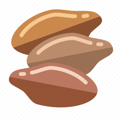 flax, flaxseed, seed, seeds icon