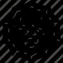 cobweb, dark web, spider drawing, spider net, spider out, spider web icon