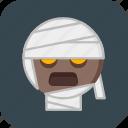 corpse, halloween, mummy, zombie icon