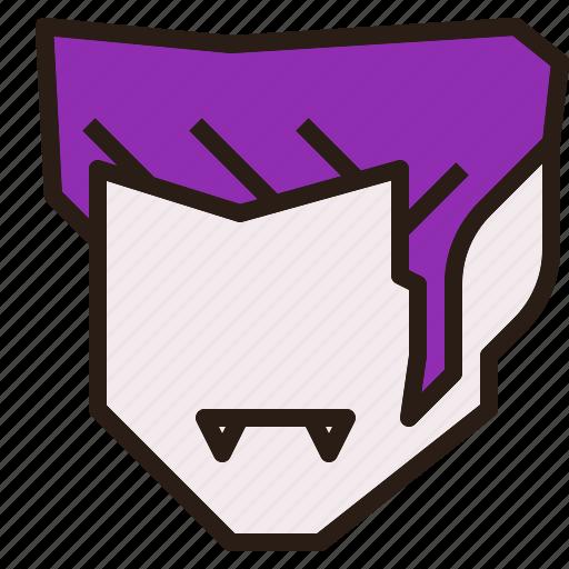 avatar, dracula, ghost, halloween icon