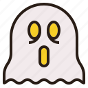 ghost, halloween, scary, spirit icon