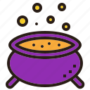 halloween, herbal, holy, jar, poison icon