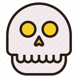 ghost, halloween, human, skull icon