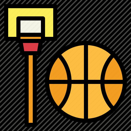 bas, basketball, sport icon