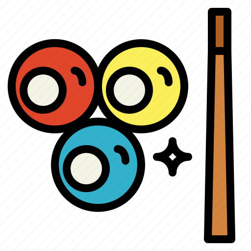 billiard, pool, snooker icon