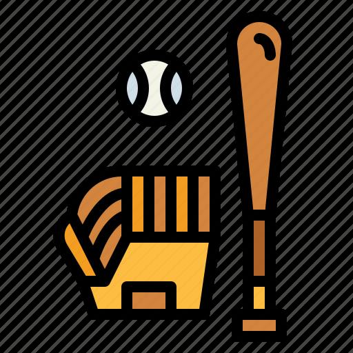 baseball, softball icon