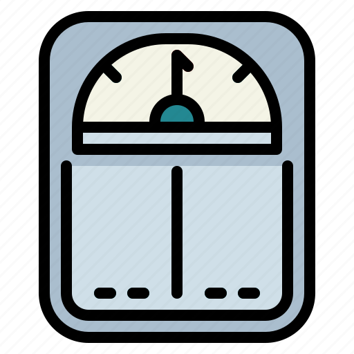 Body, weighing, weight icon - Download on Iconfinder