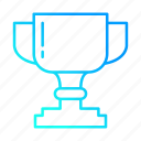 achivement, cup, prize, sport, winner icon