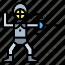 fencing, people, sport, sword icon