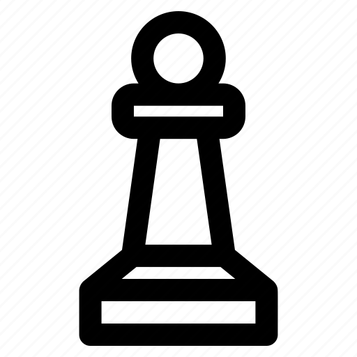 Sport, chess, pawn, strategy, game icon - Download on Iconfinder