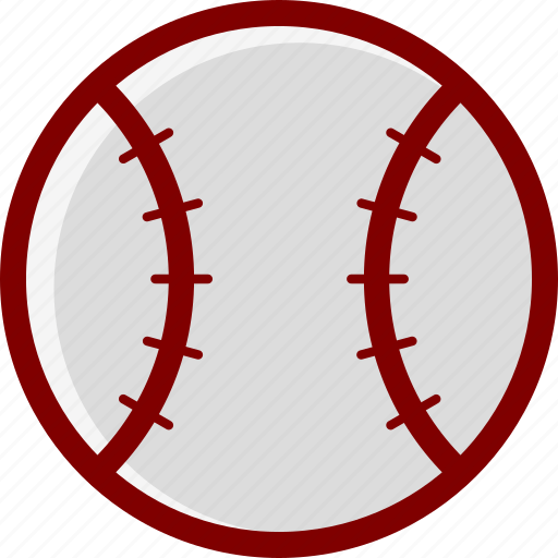 baseball, game, match, round, sport icon