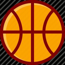 basketball, game, match, slamdunk, team icon