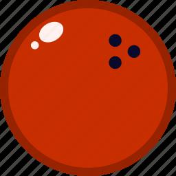 bowling, game, match, pin, slip, strike icon