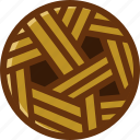 ball, match, rattan, sport, takraw, team icon
