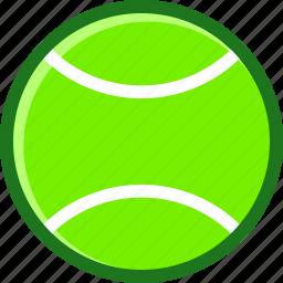 game, green, match, racket, tennis icon