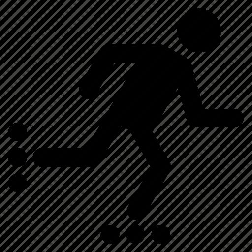 activity, health, ice skating, people, skating, sport icon