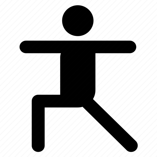 activity, health, karate, people, sport, stretching icon