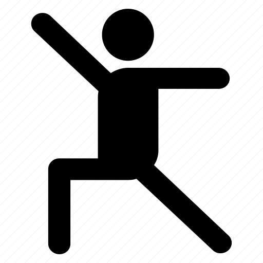 activity, health, karate, people, self defence, sport icon
