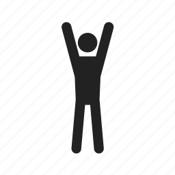 exercise, exercising, fitness, health, jump, stamina icon