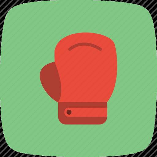 boxer, boxing, gloves icon