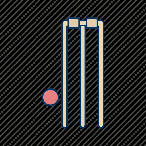 ball, bat, cricket, games, player, sport, sports icon