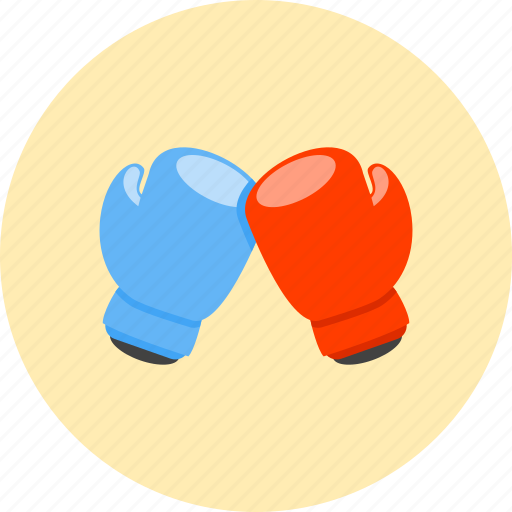box, boxing, game, glove, punch, sport, training icon