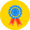 achievement, badge, medal, reward, trophy, win, winner icon