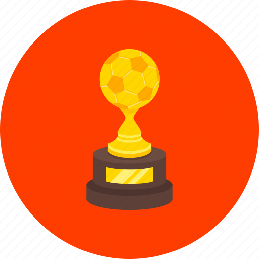 award, champion, footbal, prize, soccer, trophy, winner icon